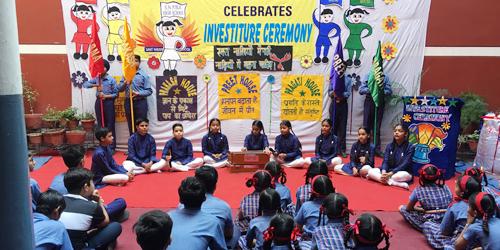 Investiture Ceremony cum Manav Ekta Divas