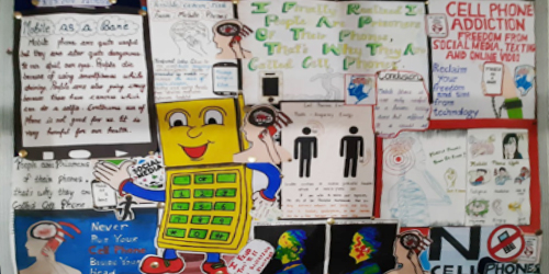 Inter House Display Board Decoration Competition