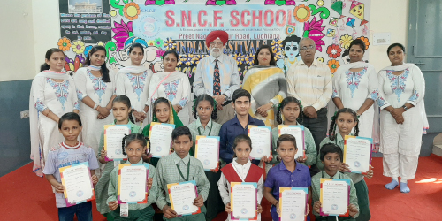 Annual Prize Distribution Function (Primary Wing)