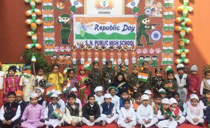 Republic Day Celebration – 2020