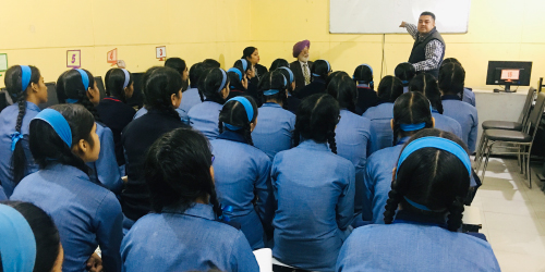 Career Counselling Session by SBS College, Ludhiana