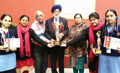 Inter School Declamation Contest-2019